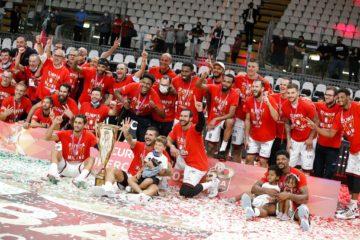 Basketball, LBA Supercoppa : l'Olimpia Milano vainqueur