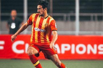 Mohamed Ali Ben Romdhane n'est pas encore à Saint-Etienne