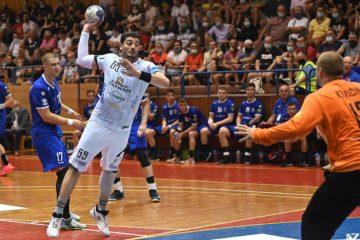 Handball, National Cup Of Slovakia : Jihed Jaballah remporte le trophée