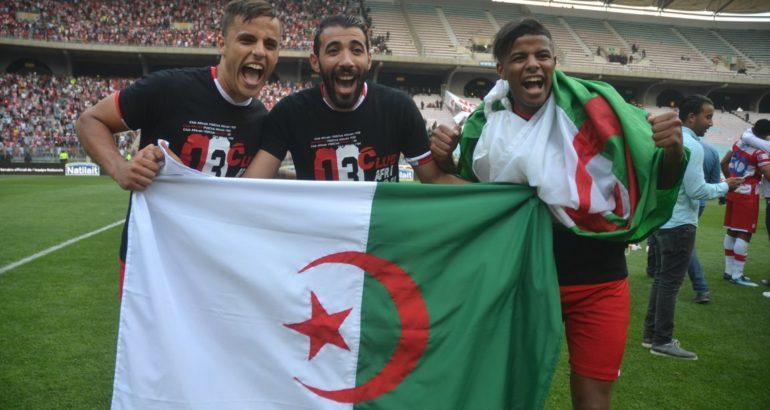 Football, LP1 : Le Club Africain et la DZ Connection.. Acte 100