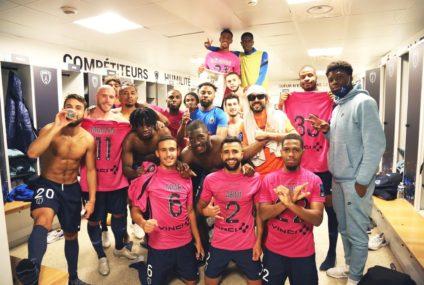 Ali Abdi leader de la Ligue 2..
