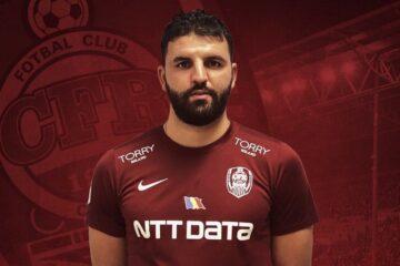 Les dessous de l'arrivée de Syam Ben Youssef au CFR Cluj…