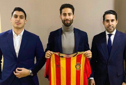 Football, Mercato : Nassim Ben Khalifa au Parc-B jusqu'en 2022