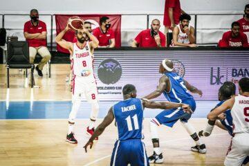 Basketball, FIBA AfroBasket2021 Qualifiers : Team Tunisia.. reçu 3 sur 3