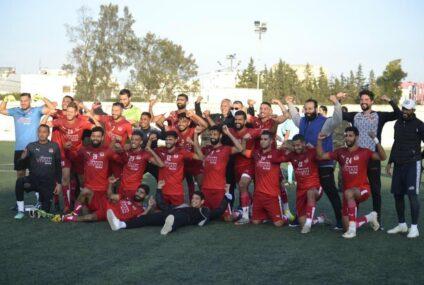 Football, LA3 : Kalaâ Sport promu en LP2