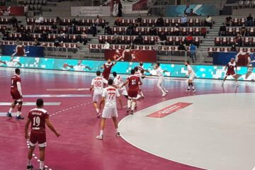 Handball, Qatar International Tournament : la Tunisie perd d'entrée