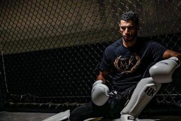 MMA, UFC Fight Island: Mounir Lazzez est prêt pour son deuxième combat