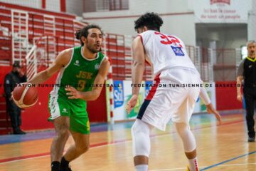 Basketball, Pro A : MàJ 4e, 5e journée