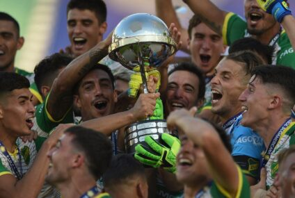 Football, Sudamericana : El Halcón dans l'histoire