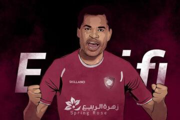 Football, Mercato : Hichem Essifi quitte la Jordanian Pro League
