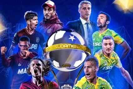 [PREVIEW] Copa Sudamericana : la zona sur conquista
