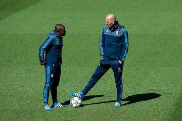 L'homme qui soigne les solitudes de Zidane..