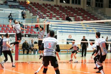 Volleyball, Tunisie Télécom  Championship : l'Espérance remporte le Clásico, Saydia Sidi Bou Saïd et le Club Sportif Sfaxien gagnent les derbies