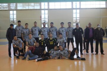 Volleyball, Nationale A : les résultats de la MàJ de la 8e et 9e journée