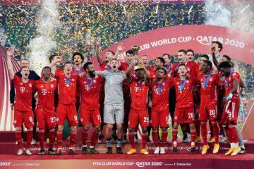 Football, FIFA CWC : le Bayern réalise le sextuplé, Al Ahly sur le podium