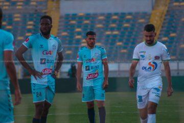 Football, CAF Cup : L'USMo rentre de Casablanca avec une défaite et de l'espoir..