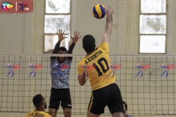 Volleyball, Coupe : Saydia Sidi Bou Saïd, l'Avenir Sportif de la Marsa et le Club Olympique de Kelibia en quart de finale