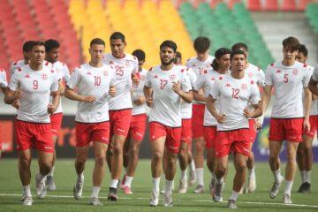 Football, AFCONU20 : La Tunisie pour une place dans le dernier carré