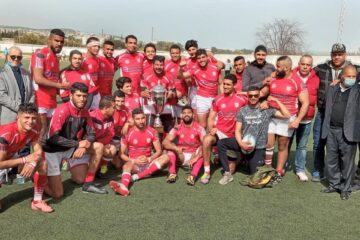 Rugby, Nationale A : le Stade Nabeulien, RCZ et RC de Béja victorieux d'entrée