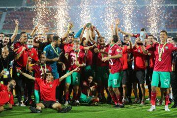 Football, CHAN : le Maroc en back-to-back