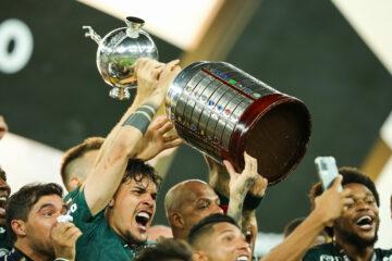 Football, Copa Libertadores : Palmeiras venceu!