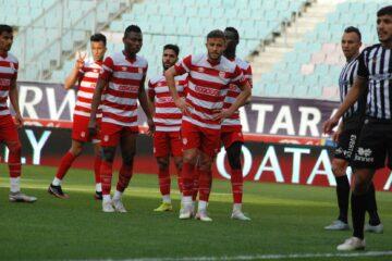 Club Africain – Club Sportif Sfaxien : peu d'inspiration, de l'engagement et une fin de match houleuse