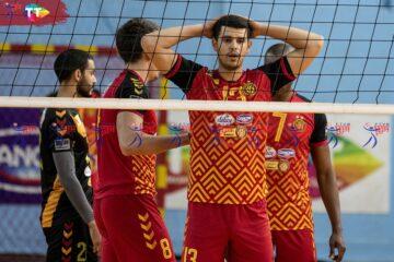 Volleyball, Tunisie Télécom Championship : l'Espérance et le Club Sportif Sfaxien prennent une option