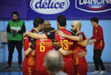 Volleyball, Tunisie Télécom Championship : avec du caractère l'Espérance arrache un match décisif