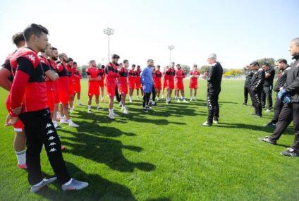 Football, AFCONQ2021 : Tunisie – Guinée Équatoriale, finir sur une bonne note