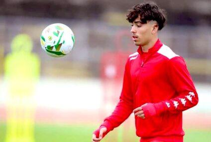Qui est Sebastian Tounekti, le jeune attaquant appelé par Mondher Kebaier ?