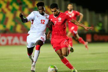 Football, AFCONU20 : La Tunisie perd la petite finale