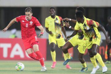 Football, AFCONU20 ; L'Ouganda humilie la Tunisie (4-1)
