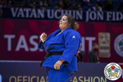 Judo, Tashkent Grand Slam : 3e place pour Nihel Cheikhrouhou