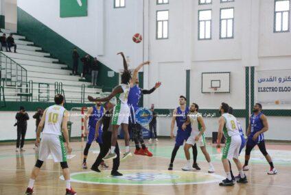 Basketball, Pro A : Ezzahra Sports arrache un Game 3, l'Union Sportive de Monastir sweep le Stade Nabeulien