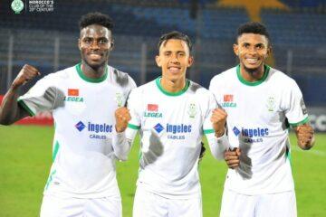 Football, CAF Confederation Cup : Coton Sport prend le large, le Raja frappe un grand coup et Orlando Pirates l'emporte