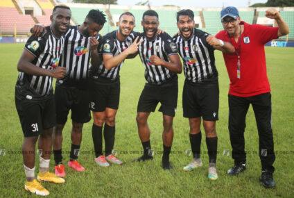 Football, CAF Confederation Cup : le Club Sportif Sfaxien revient de Porto-Novo avec la qualification