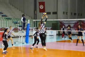 Volleyball, African Clubs Championship : parcours parfait pour le Club Féminin de Carthage, le Club Sportif Sfaxien en demi