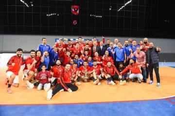 Handball, Egypt Handball Cup : Al Ahly remporte le titre.. et le Derby