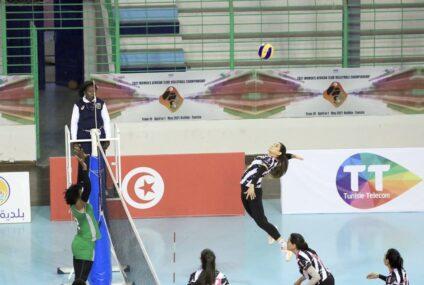 Volleyball, African Clubs Championship : le Club Sportif Sfaxien se qualifie pour la 1e fois en finale