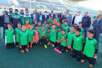 Football, FIFA : Une délégation de la FIFA en visite à Hammam Lif