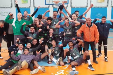 Volleyball, Nationale B : le Club Sportif de Hammam-Lif sacré
