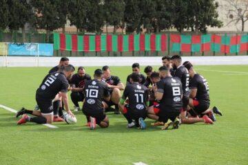 Rugby, Nationale A : le Stade Nabeulien et l'Avenir Sportif de Jammel s'imposent, victoire de prestige pour le Rugby Club Ettahrir
