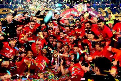 Syam Ben Youssef remporte la Supercoupe de Roumanie