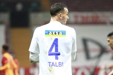 Montassar Talbi, la dernière ligne droite avec Rizespor..