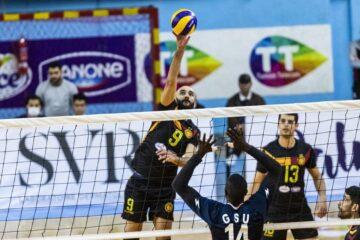 Volleyball, African Clubs Championship : l'Espérance Sportive de Tunis au rendez-vous des demis