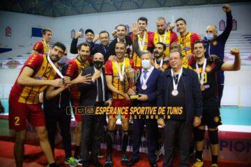 Volleyball, African Clubs Championship : l'Espérance en démonstration !