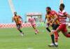 Football, LP1 : partage des points entre le Club Africain et l'Espérance Sportive de Tunis..