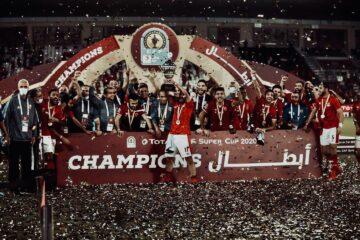 Football, CAF Supercup : Al Ahly remporte le trophée