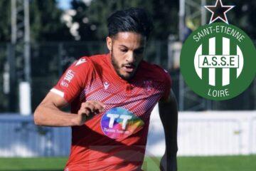 Football, Mercato : Accord de principe entre Kechrida et Saint-Étienne