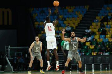 Basketball, The BAL : Clear Round for U.S. Monastir !